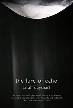The Lure of Echo, Sarah Duyshart