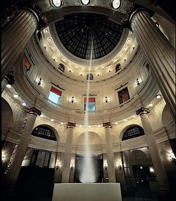 Ascension by Anish Kapoor, Basilica di San Giorgio Maggiore, La Biennale di Venezia – 54th International Art Exhibition
