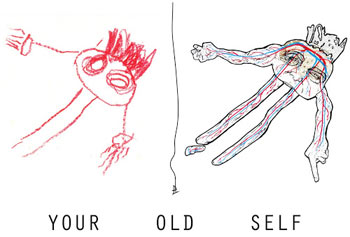 Your Old Self, at Tinning Street Gallery