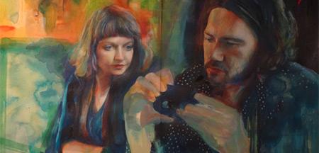 Work by Chloe Valance: meet the artist on Sunday