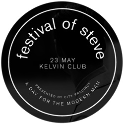 Festival of Steve logo