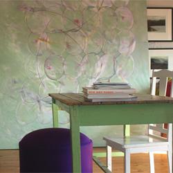Artist's studio in Melbourne